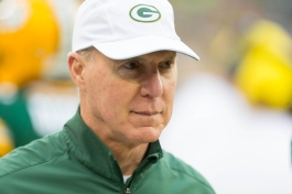 Packers General Manager Ted Thompson